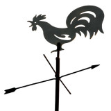 illustration of a weather vane