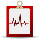 icon image of a medical chart