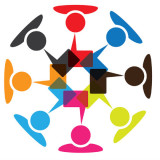 icon for roundtable group discussion