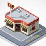 Fast Food Restuarant