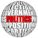 "image of the word ""politics"""