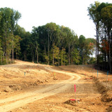 photo of land ready for development
