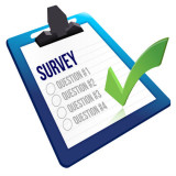 survey checklist illustration