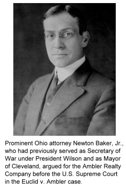 photo of Newton Baker