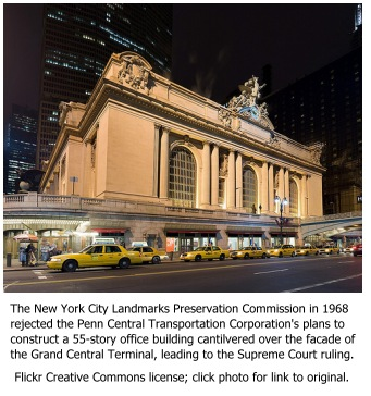 photo of Grand Central Terminal in New York City