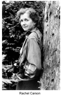 photo of Rachel Carson
