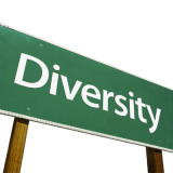 "the word ""Diversity"" on a road sign"