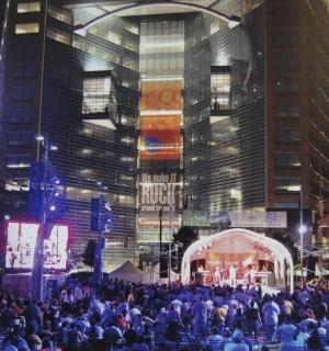Concert in Campus Martius Park