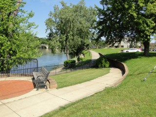 Riverfront in Niles