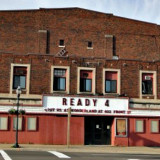 Vacant downtown movie theater in Niles, Michigan, is slated for restoration.