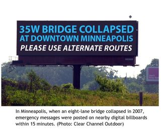 photo of billboard provided by OAAA
