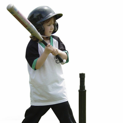 Batting from a Tee
