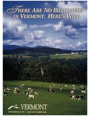 cover of Vermont brochure