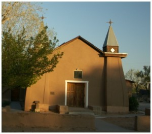 photo of San Ysidro Church