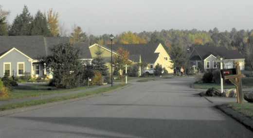 Houses at Highland Green