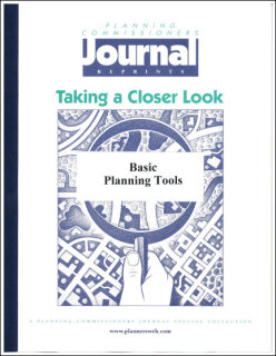 Cover of Basic Planning Tools reprint collection