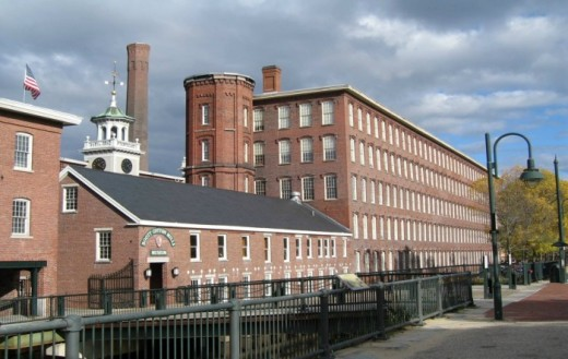 Sometimes they are not obvious. In the 1970's Lowell, Massachusetts was dying industrial city. It had an unemployment rate of 25%. It thought it had no assets. But it had abandoned textile mills. Today almost all of these mills have been restored and repurposed.