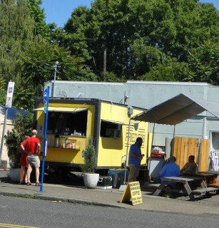 Fried Egg Food Truck in Portland, Oregon