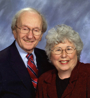 Elaine and Arnold Cogan