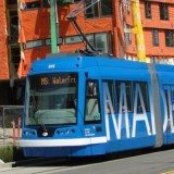 Portland streetcar Made in the USA
