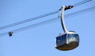 Portland's aerial tram