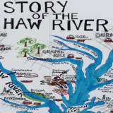 Haw River map