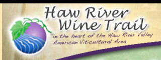 Haw River Wine Trail logo
