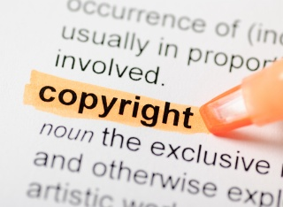copyright graphic