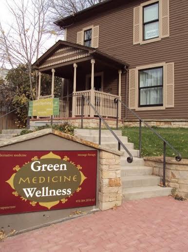 Green Medicine Wellness, one of Glenwood Springs' licensed medical marijuana dispensaries. Photo courtesy of Green Medicine Wellness.