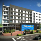 Walmart Stores Go Small and Urban