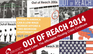cover of Out of Reach report