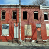 Abandoned buildings in Philadelphia. Photo by Juke Bot. Flickr Creative Commons license.