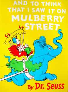 cover of Dr. Seuss book