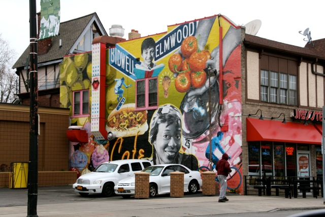 Neighborhood Vibrancy: Older and Smaller Can Sometimes Be