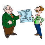 Illustration by Marc Hughes for PlannersWeb - incentives expire in one year.