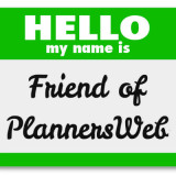 Become a Friend of PlannersWeb